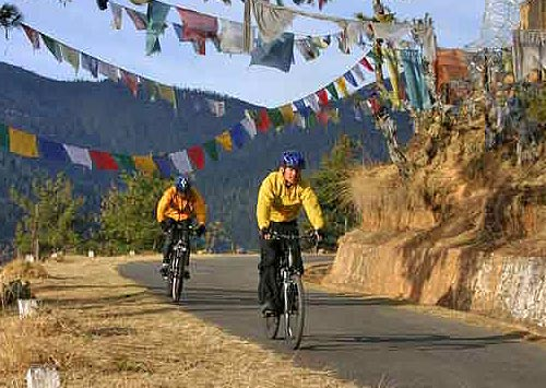 mountain cycling tour dharamsala